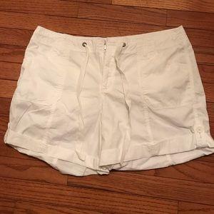 Make an offer 🥰 St. John's Bay white shorts